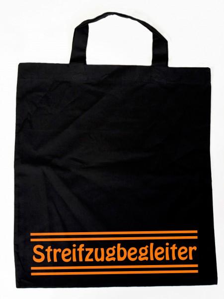 Streifzugbegleiter - Baumwollbeutel, Tasche, Bag - witziger Spruch