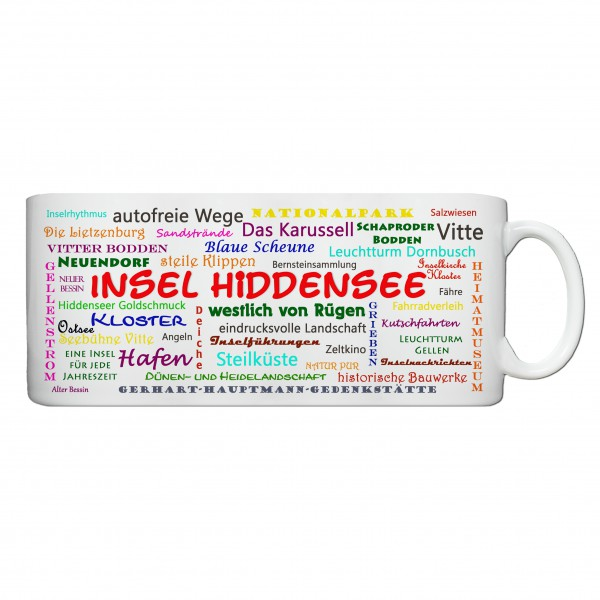 Tasse Hiddensee01