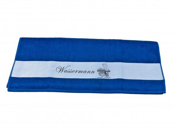 Sternzeichen Wassermann Badetuch Duschtuch Handtuch
